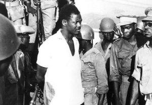 إعدام باتريس لومومبا