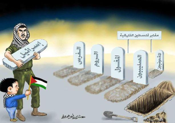 مقابر فلسطين التاريخية