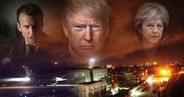 العدوان الثلاثي على سورية