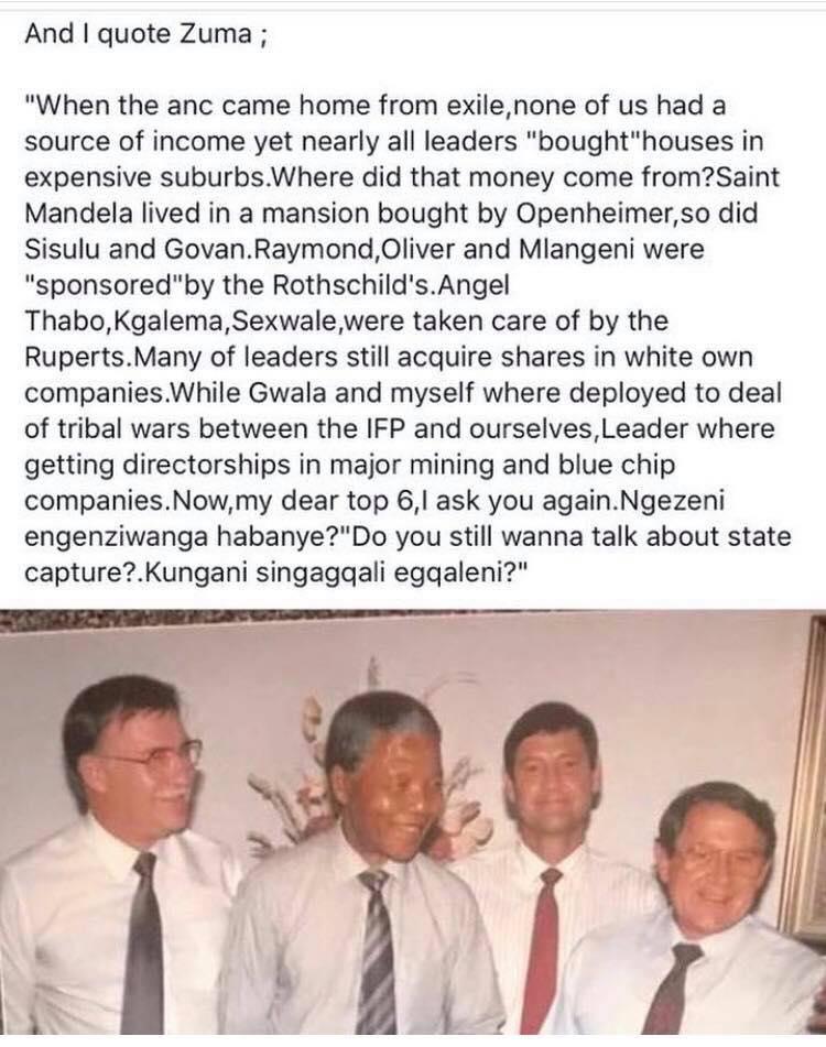 نلسون مانديلا